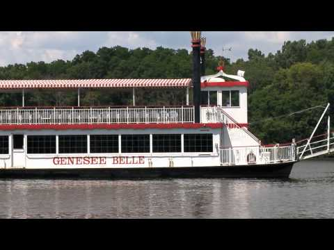 Genesee Belle Paddlewheel Riverboat