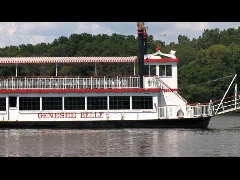Genesee Belle Paddlewheel Riverboat