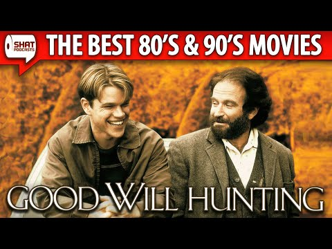 Good Will Hunting (1997) - Best Movies Of The 80's & 90's Review