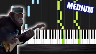 Coldplay - Adventure Of A Lifetime - Piano Cover/Tutorial