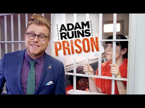 Adam Ruins Everything How Private Prisons Make
