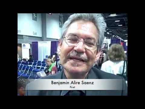 Vidéo de Benjamin Alire Sáenz