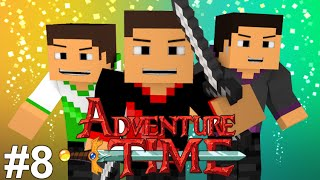 """""""FLOODING MY HOUSE"""" Minecraft: Adventure Time with the Finest! Ep. 8"""
