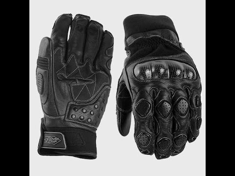 Power Trip-Grand National-Motorcycle Glove-Review