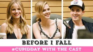 Nonton Before I Fall | Q & A with Zoey Deutch, Halston Sage, Kian Lawley & More | #CupidDay Film Subtitle Indonesia Streaming Movie Download