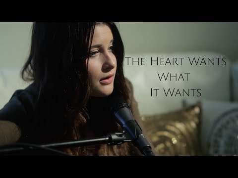 The Heart Wants What It Wants by Selena Gomez – Savannah Outen (LIVE Acoustic) – Download on iTunes