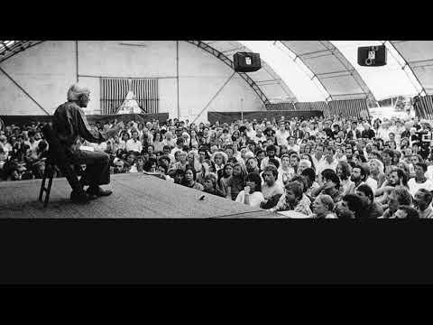 Audio | J. Krishnamurti – Saanen 1968 –Public Disc. 7 – Is it possible to see with love?