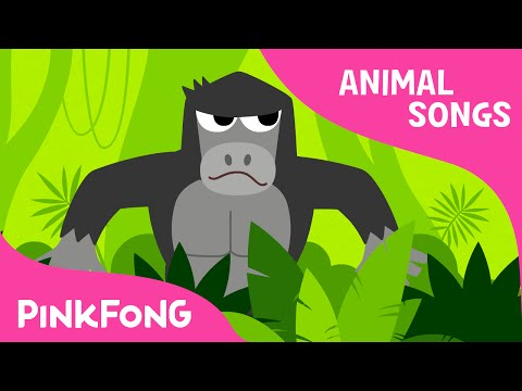 Jungle Boogie | Animal Songs | PINKFONG Songs for Children