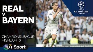 Real Madrid 4-2 Bayern Munich | Champions League Highlights