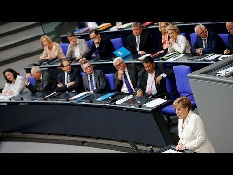 Α. Μέρκελ: «Nein» στην επιλεκτική σχέση Βρετανίας-Ε.Ε.