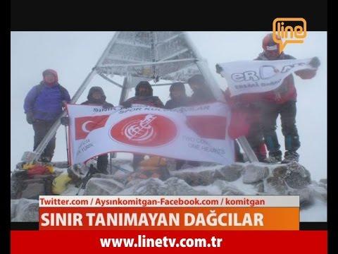 GÜNAYSIN 03   -10.11.2015-   SINIR TANIMAYAN DAĞCILAR