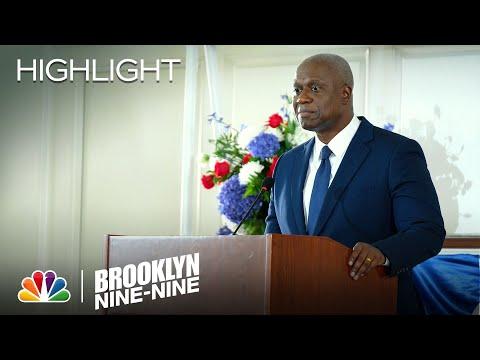 Holt's Final Battle with Wuntch - Brooklyn Nine-Nine