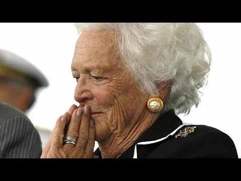 Usa, peggiorano le condizioni di Barbara Bush