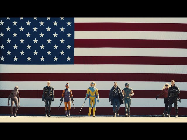 Anteprima Immagine Trailer The Suicide Squad Missione Suicida (2021), trailer italiano del film di James Gunn con Margot Robbie, Idris Elba