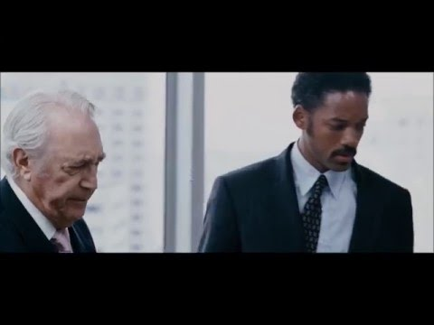 The Pursuit of Happyness - Chris Gardner Get The Job