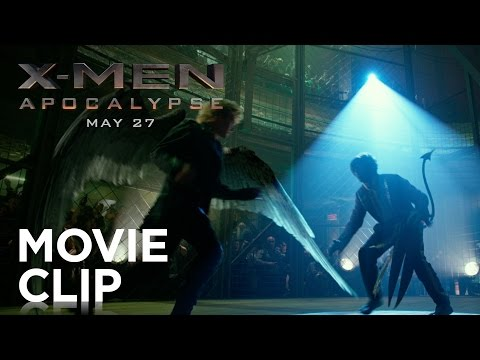 X-Men: Apocalypse (Clip 'Cage Fighting')