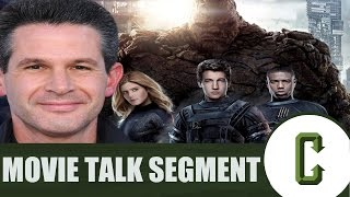 """Simon Kinberg Wants """"Brighter"""" Sequel To Fantastic Four - Collider"""