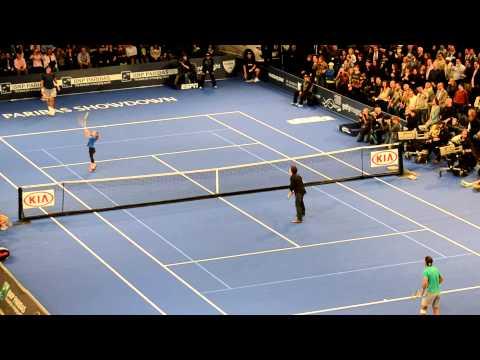 Ben Stiller Tennis Lost A Little Girl Full HD