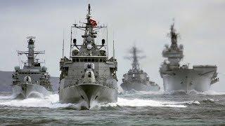 Dünyanın en güçlü 10 donanması; personel sayısı ve sahip oldukları gemilere göre belirlendi. İşte bu kriterlere göre donanması en güçlü ülkeler...KANALIMIZA DESTEK İÇİN ABONE OLMAYI VE VİDEO'YU PAYLAŞMAYI UNUTMAYINIZ!!!İYİ SEYİRLER...