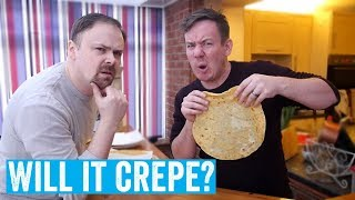 Will it Crepe? ft Ashens by  My Virgin Kitchen