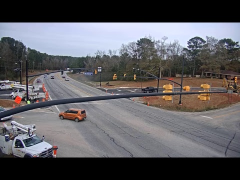 Live-Cam: USA - Auburn - Alabama - East University Dr ...