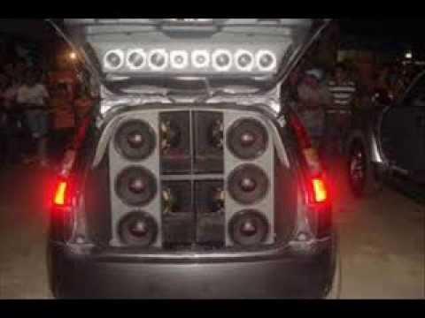autos con equipo de sonido