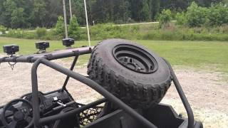8. Polaris RZR 170 vs SSR 170 side by side