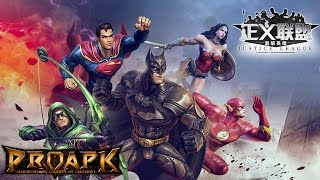 Video DC Justice League Android Gameplay (CN) (CBT) MP3, 3GP, MP4, WEBM, AVI, FLV Maret 2018