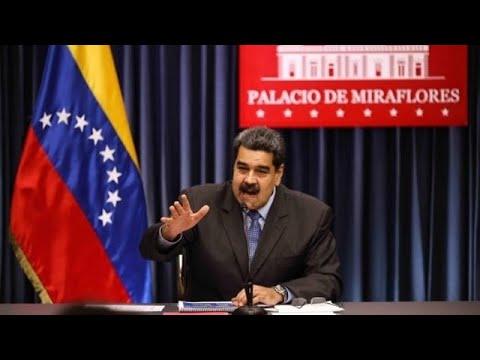 Venezuela: Präsident Maduro will »Verrätern« entgegentr ...