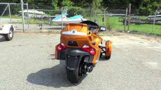 8. 2014 Can Am Spyder RT-S SM6