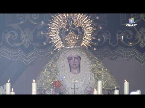 Procesión Extraordinaria de Ntra. Sra. de los Dolores en el 75º Aniversario de su Bendición (видео)