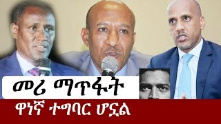 Ethiopia: ጮርቃ የአማራ አክቲቪስቶች - ሚኪ አማራ   Amhara