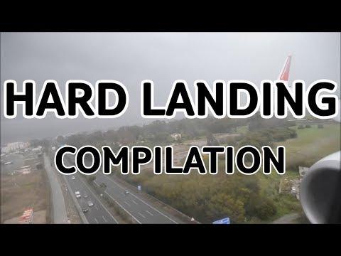 Жесткие посадки с авиакомпанией Ryanair