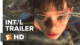 A Monster Calls Official International Teaser Trailer  1  2016    Liam Neeson Drama Hd