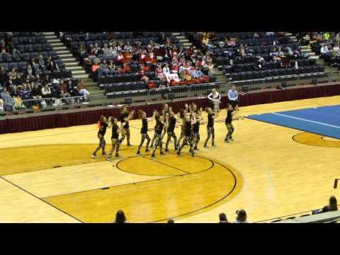 Jackson Hole High School Dance Team- Hip Hop