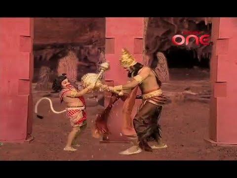 Video Bal Hanuman Figh With Darnakasha in जय जय जय बजरंगबली  Jai Jai Jai Bajrangbali full episode download in MP3, 3GP, MP4, WEBM, AVI, FLV January 2017