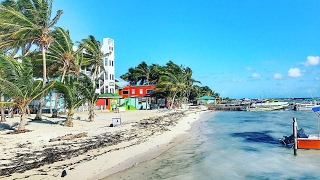 U30X trip to Caye Caulker.