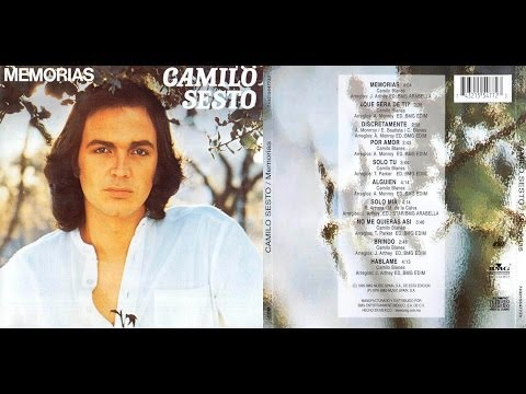 Camilo Sesto - Discretamente