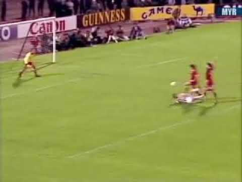 Fake Penalty (liverpool Vs Juventus) Final Champions League 1985