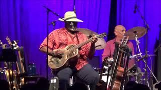 Taj Mahal Quartet  07-19-2019 Grassroots Festival Trumansburg NY