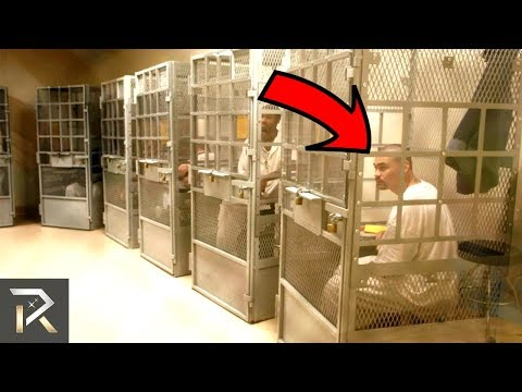 Inside Look Into The Most Disturbing Security Prisons
