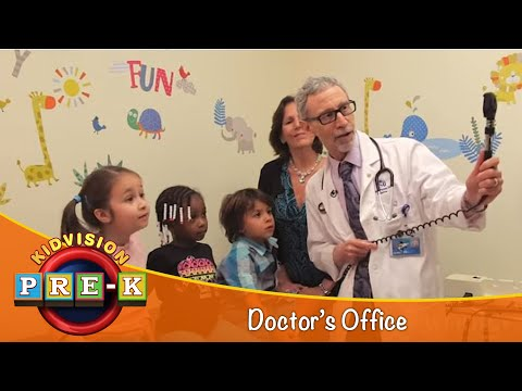 Take A Field Trip To The  Doctor's Office | KidVision Pre-K