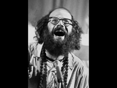 """Allen Ginsberg - """"First Party At Ken Kesey's With Hell's Angels"""""""