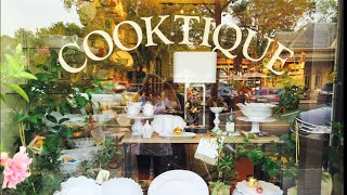 Grand Opening of Cooktique, a boutique store in Tenafly, NJ