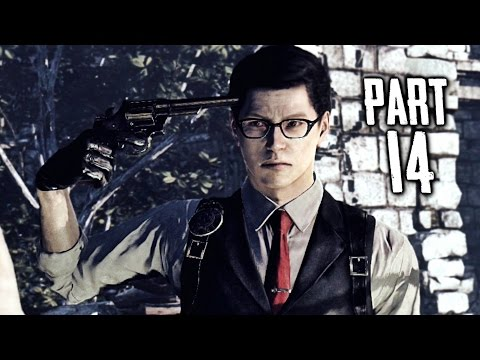 theradbrad - The Evil Within Walkthrough Gameplay Part 14 includes a Review and Chapter Mission 6: Losing Grip on Ourselves of the Story for PS4, Xbox One, PS3, Xbox 360 and PC in 1080p HD. This The Evil...