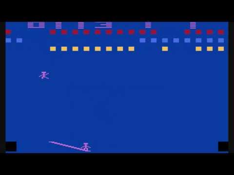 Circus Games Atari