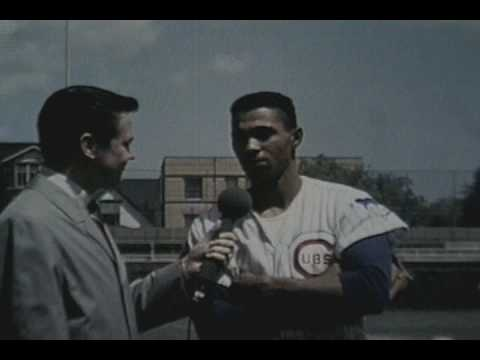 Cubs Legend Billy Williams on reaching 1000 games played consecutively Video