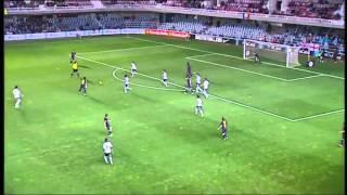 Goles Luis Alberto (FC Barcelona B) 2012/2013