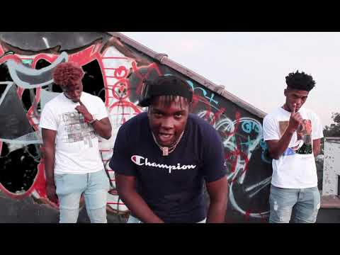 Mafi - City Run Red ( Official Video )