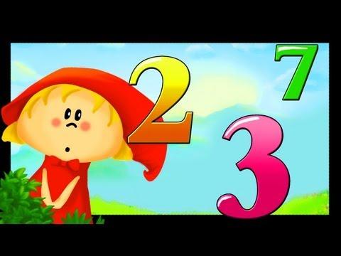 Apprendre les chiffres en s'amusant (francais)